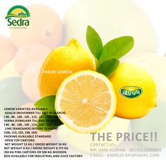 Fresh Lemon Fresh Herbs, Fresh Fruit, Frozen Vegetables, Lime, Don't Forget, Food, Products, Limes, Essen