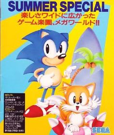 """You'd like this one by onlyonmobius #sonicthehedhedog #microhobbit (o) http://ift.tt/2do9Gk7 Sonic art from """"Mega World"""" magazine. This is a small magazine supposedly produced or helped by SEGA in Japan. #sonicart #instasonic #sonicdrawing #classicsonic #classictails #milestailsprower #tailsprower #tails #sonicthehedgehog #sonic #sonic2 #sonicthehedgehog2 #retrovideogames #90skid #retrogaming #videogames #sonicfans #megadrive #segagenesis #retro #retrocollective #soniccollector…"""