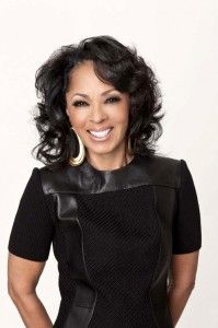 Debra-Martin-Chase, Academy Award- and Emmy-nominated Producer #WomenofPower