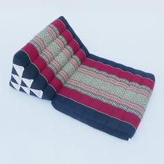 One Fold Triangle Cushion Standard by Spirithouse.ca