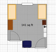Alison's Floor Plan: Learning To Plan Using Free Software — Liveblogging the Style Cure