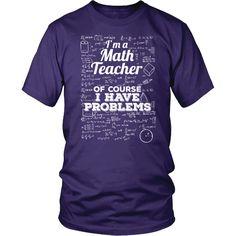 Math Teacher - Problems