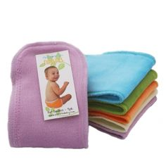 Thirsties Fab Doublers (3-pack)-thirsties, fab doublers, added absorption, cloth diaper doublers, cloth diapers, green alternative to disposable diapers.  www.diaperstyle.com
