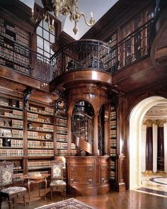 bluepueblo: Library Spiral Staircase, Atlanta, Georgia photo via theworld: