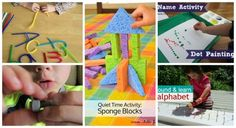 Dot Painting  Fine Motor Activities for Kids