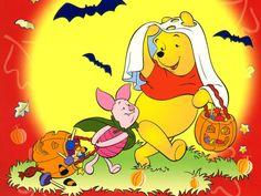 Winnie the Pooh Halloween | Imgenes Winnie Pooh Halloween Pictures ...