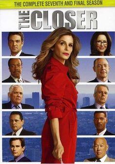 THE CLOSER COMPLETE SEASON 7 DVD