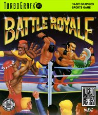 Play Battle Royale (NEC TurboGrafx 16) online | Game Oldies