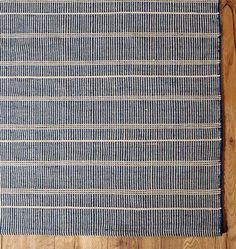 Broken Stripe Indoor/Outdoor Rug 2' x 3' E4606