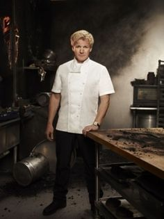 I love Gordon Ramsey! This summer, he will have THREE shows on Fox - Master Chef, Hell's Kitchen and Hotel Hell. Can't wait - it's some of the most interesting stuff to watch during the hot summer television doldrums. Chef Gordon Ramsay, Gordon Ramsey, Hells Kitchen, Reality Tv Shows, Great Tv Shows, Portrait, Food Network Recipes, Favorite Tv Shows, How To Memorize Things