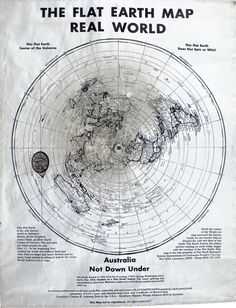 Flat earth map 2015 remake of gleasons map by flatearthpublishing collection of flat earth maps and charts etc gumiabroncs Gallery