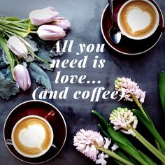 Al you need is Love and coffee