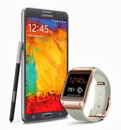 Samsung Launches Galaxy Note 3