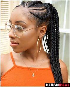 100 Best Black Braided Hairstyles - 2017