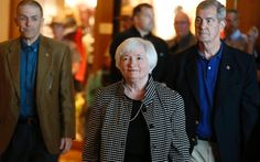 FTSE 100 rises as Janet Yellen says case for US rate hike has 'strengthened' http://www.telegraph.co.uk/business/2016/08/26/ftse-100-slides-as-attention-turns-to-fed-rate-hike-timing-ahead/