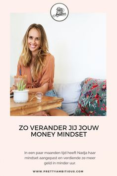 Zo verander jij jouw money mindset - Pretty Ambitious