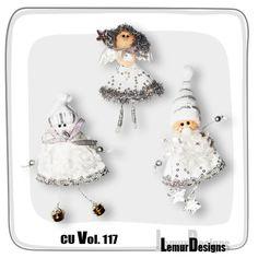 LemurDesigns: NEW!!!! CU 117, 118, 119 by Lemur Designs