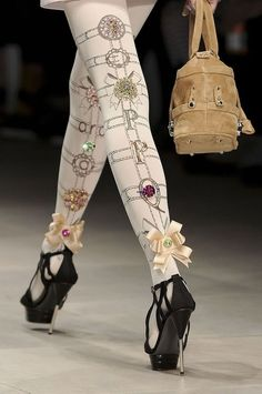 Exotic. where does one get these stockings???
