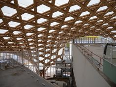Shigeru Ban, Centre Pompidou - Metz