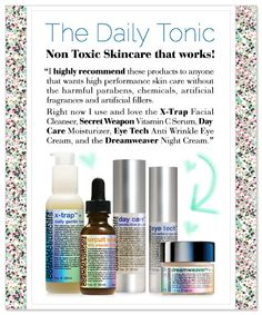 We were SO thrilled to stumble across this glowing review today from Jill Latiano Howerton, of The Daily Tonic (a MUST stop on the daily blog crawl for all of you ingredient savvy SIRCUIT® addicts out there).