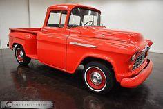 Chevrolet : Other Pickups Big Back Window 1956 Chevrolet Big Back Window Pickup 350 V8 TH350 Automatic - http://www.legendaryfind.com/carsforsale/chevrolet-other-pickups-big-back-window-1956-chevrolet-big-back-window-pickup-350-v8-th350-automatic-2/