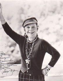 Ruth Gordon AKA Ruth Gordon Jones    Born: 30-Oct-1896  Birthplace: Quincy, MA  Died: 28-Aug-1985  Location of death: Edgartown, MA  Cause of death: Stroke