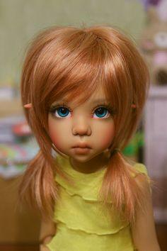 Missy tan от Kaye Wiggs, мое долгожданное чудо! / Куклы Кайе Виггз, Kaye Wiggs dolls / Бэйбики. Куклы фото. Одежда для кукол