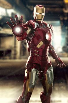 Toys: Iron Man - by Ian Reyes
