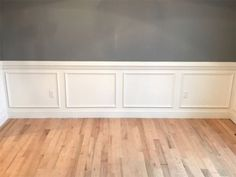 Make an ordinary room look extraordinary just by adding some basic trim molding under new or existing chair rail is part of Dining room chair rail - Cheap Chairs, Cool Chairs, Dining Room Design, Dining Room Chairs, Office Chairs, Dining Rooms, Dining Room Wainscoting, Chair Rail Molding, Traditional Chairs