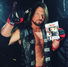 Aj Styles Wwe, Allen Jones, Yesterday And Today, Fashion Pictures, Great Photos, One Pic, Beautiful Pictures, Wrestling, Bullet