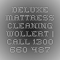 Deluxe Mattress Cleaning Wollert | Call 1300 660 487