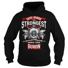 Cool DURON, DURONYear, DURONBirthday, DURONHoodie, DURONName, DURONHoodies T-Shirts