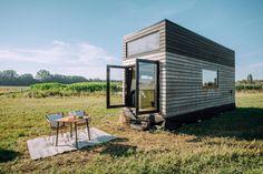 15 tiny houses die je via Airbnb kan boeken en waarin je het gezellig maakt