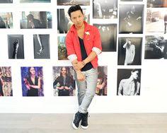 Prabal Gurung at the CFDA {Fashion Incubator} party. Photo Credit: BFA http://bfanyc.com/home/event/3527