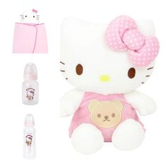 Hello Kitty baby collection.