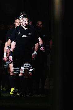 Richie Mccaw Photos - New Zealand v Argentina - The Rugby Championship - Zimbio