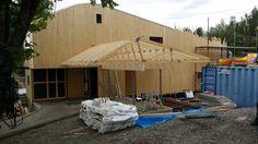Innlandsbygg AS - Prosjekter Shed, Outdoor Structures, Barns, Sheds