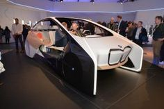 New BMW i Inside Future Concept