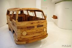 ( ! ) Lindos objetos em madeira   Minilua