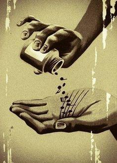 "tinastar2: "" maya47000: "" Pills of music, somebody needs ? ;) "" IO UN PO' DI MUSICA, GRAZIE MARIA!! MUAHH E DOLCI NOTE! ♥★ "" :)♥"