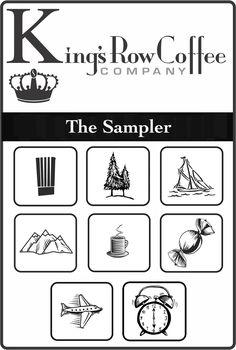 The Sampler - Kings Row Coffee