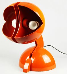 Metall-Tischlampe by Gae Aulenti, for Martinelli Luce, 1968