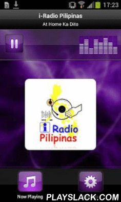 "I-Radio Pilipinas  Android App - playslack.com , Plays i-Radio Pilipinas - PhilippinesWith the devoir to serve and entertain filipinos worldwide I-Radio Pilipinas will stream live,play your most wanted songs and enthrall you together with the best djs in I-Radio Pilipinas. With its pursuit in enriching OFWs live through high quality music, entertainment and radiocasting will continue touching and entertaining our OFWs'. Together with its vision ""Reaching Filipino people worldwide especially…"