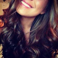 Shinny hair