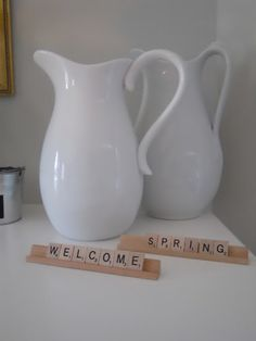 Mantel Mania: Part Two | The Lettered Cottage