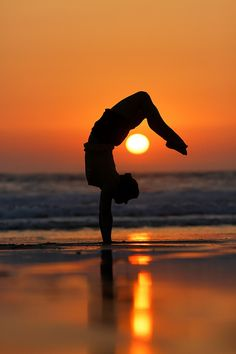 Isn't this simply amazing? Would you like to try this out? Challenge yourself with our Hatha Yoga DVD. Visit the Complete Yoga Store today! :)