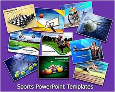 Our Sports PowerPoint templates are created by professional designers and sports ppt templates are used by thousands of educational institutions, athletic centers, and sports training academies all over the world.
