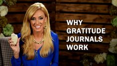 Why Gratitude Journals Work Word Of Faith, Faith Bible, Motivational Videos, Inspirational Videos, Great Speakers, Creating A Vision Board, Christian Videos, Christian Devotions, Color Psychology