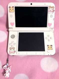 Find images and videos about cute, pink and kawaii on We Heart It - the app to get lost in what you love. Kawaii Games, Animal Crossing, Hamtaro, Kawaii Room, Game Room Design, Cute Games, Kawaii Accessories, Gamer Room, Pink Aesthetic