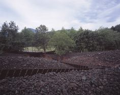 Pedra Tosca Park by RCR Arquitectes